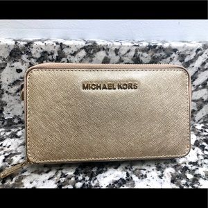 New Michael Kors chain wallet